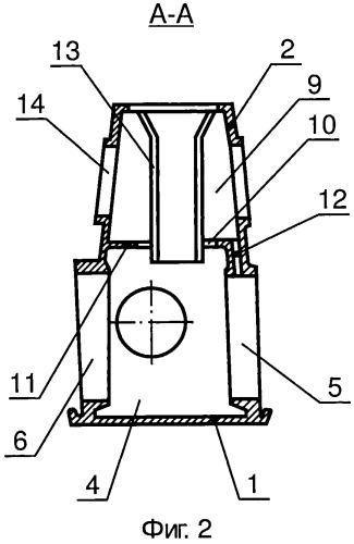 Станина поршневого углового компрессора