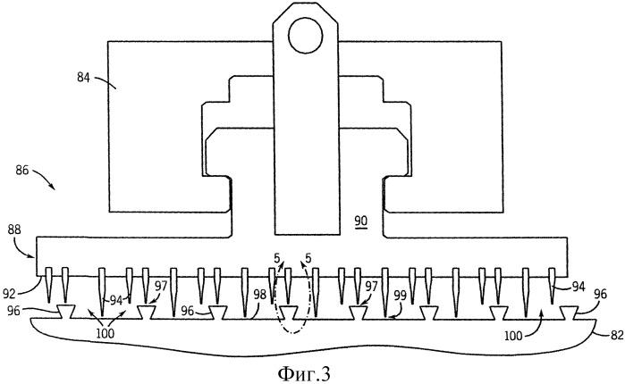 Установка, содержащая вращательный механизм, и установка, содержащая ротор