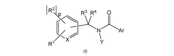 Производные ариламидов в качестве блокаторов ttx-s