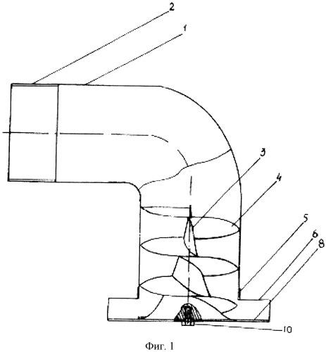 Дождеватель-активатор для мобильных дождевальных машин
