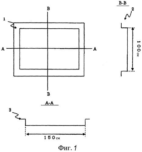Способ изготовления фасонного изделия формованием под низким давлением