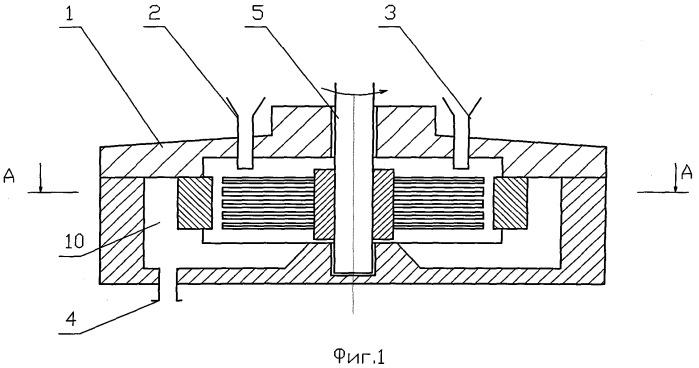 Турбинный смеситель каучуковой крошки с растворителем