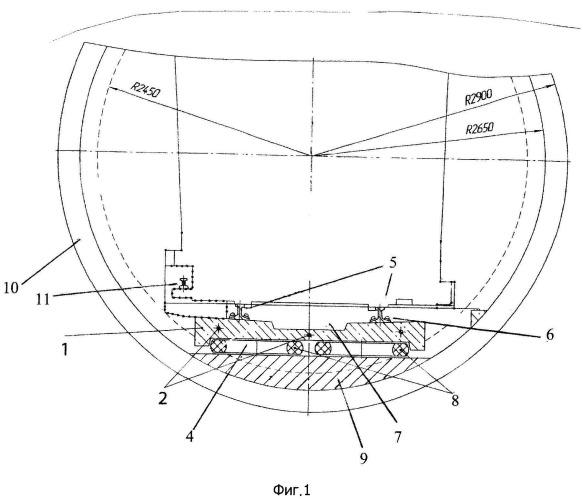 Устройство верхнего строения пути метрополитена бикбау