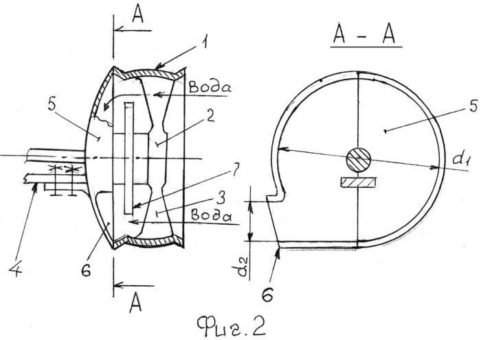 Устройство колесного движителя амфибии