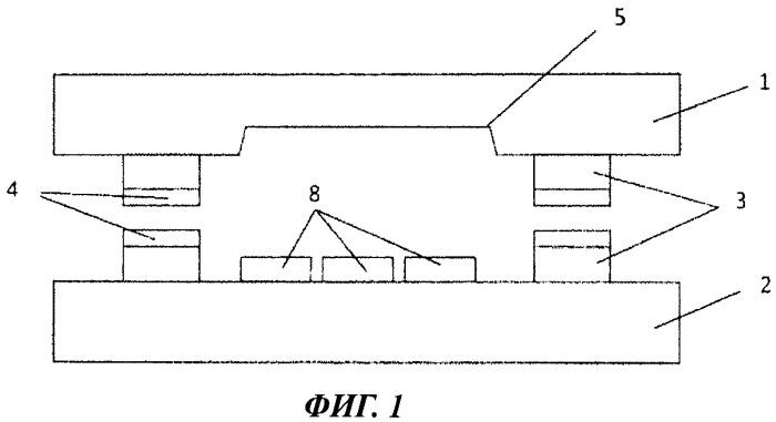Способ соединения, герметичная конструкция, изготовленная данным способом, и система герметичных конструкций