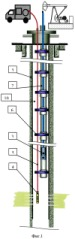 Способ и устройство для безаварийного спуска геофизического оборудования