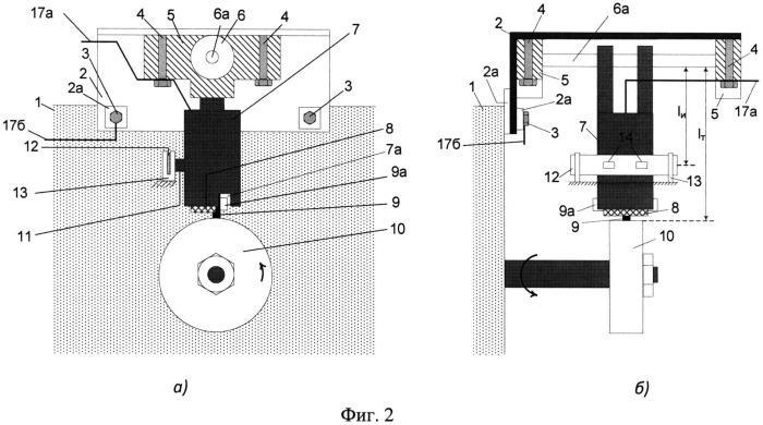 Способ определения коэффициента трения в скользящем электроконтакте без смазки и устройство для его осуществления
