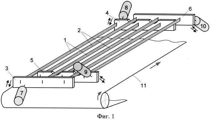 Устройство для ориентирования древесных частиц