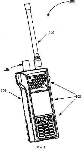 Электронное устройство с многофункциональным управлением