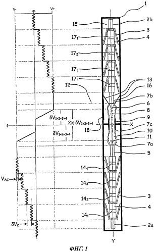 Устройство и способ управляемой скважинной генерации ионизирующего излучения без использования радиоактивных изотопов химических элементов