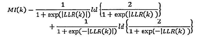 Определение качества беспроводного канала связи на основе принятых данных
