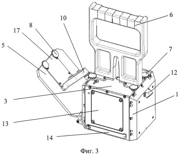 Защитный контейнер для автономной научной аппаратуры