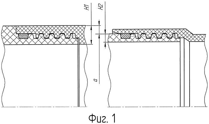 Герметичное резьбовое соединение для обсадных труб