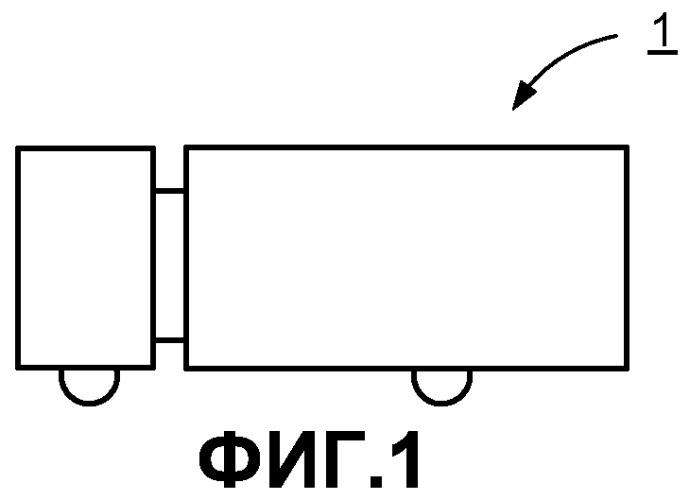 Способ и система для определения рабочих состояний автомобильного транспортного средства