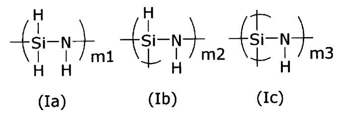 Способ получения кремнистой пленки и используемая в нем жидкость для обработки полисилазанового покрытия