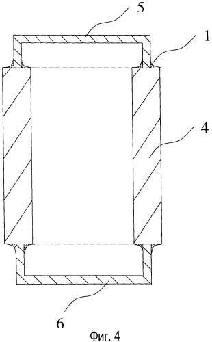 Способ сборки реактивной пайкой и вакуумный патрон, собранный этим способом