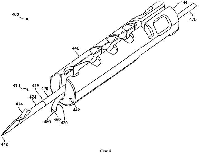 Электронное оружие с электродом растекающегося тока
