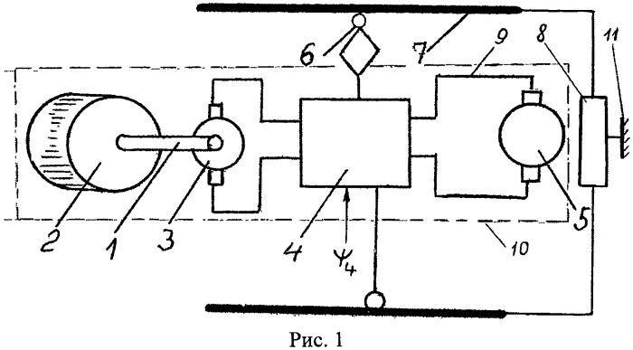 Устройство рекуперации энергии транспорта с электрическим приводом