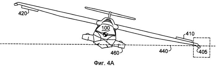 Система повышения поперечной устойчивости для самолета-амфибии (варианты)