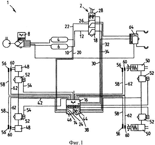 Электропневматический модуль регулирования давления для электропневматических тормозных систем транспортных средств и электропневматическая тормозная система