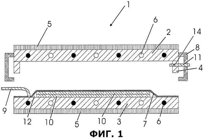 Устройство и способ изготовления многослойного безопасного стекла