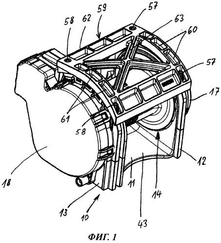 Механизм втягивания ремня для ремней безопасности