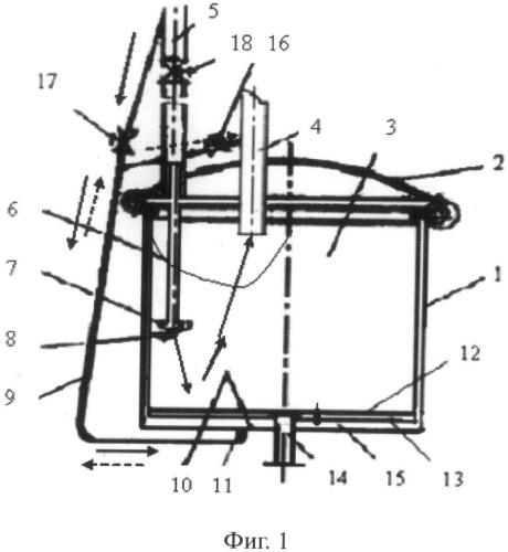 Камерный питатель пневмотранспортной установки