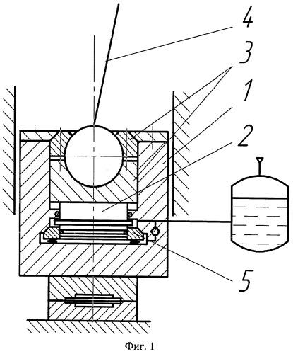Способ объемной штамповки на механическом прессе