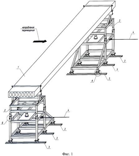Устройство для монтажа плит и балок