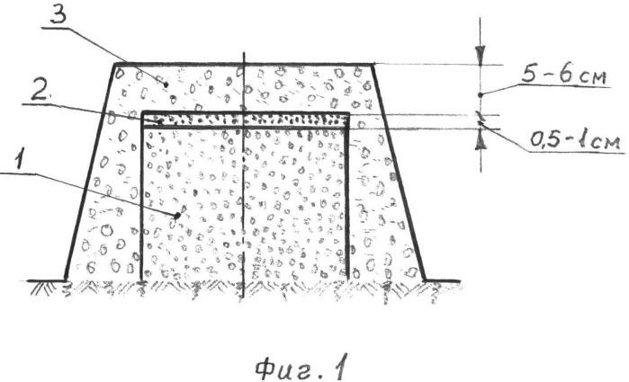 Способ формирования гребней и устройство для его осуществления