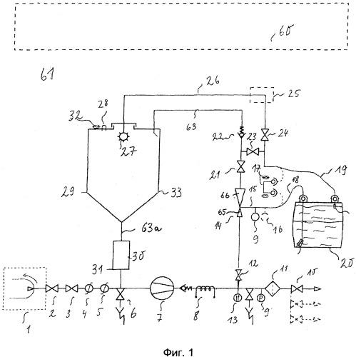 Смесительное устройство для приготовления готовых к употреблению медицинских промывочных растворов, прежде всего концентратов для гемодиализа