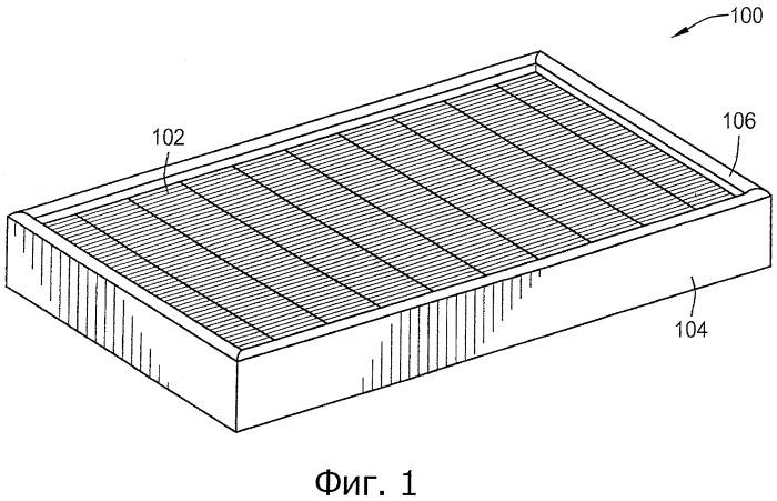 Система воздушного охлаждения со встроенным безмембранным фильтром и/или неразъемной рамкой для фильтра