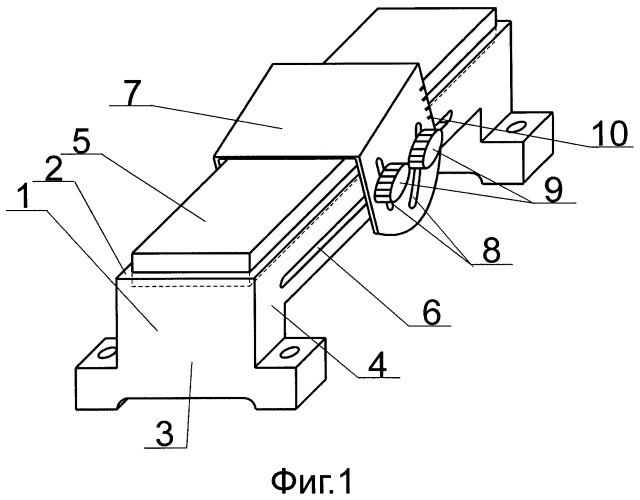 Приспособление для заточки ножей и ножниц (варианты)