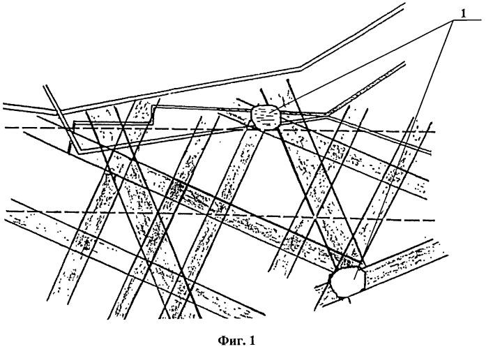 Способ сооружения тоннелей в структурно-неустойчивых грунтах с карстовыми явлениями и/или суффозионными процессами