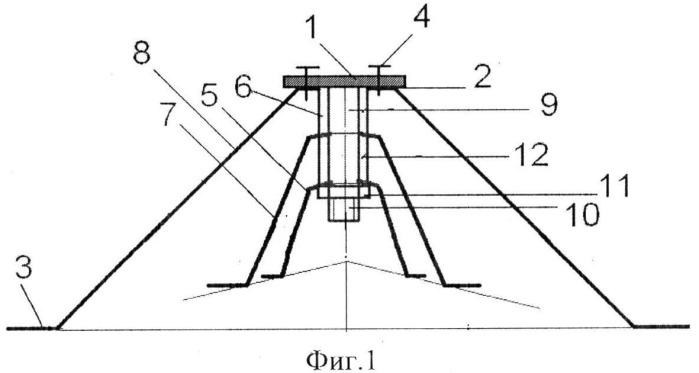 Равночастотный пакет упругих элементов рессорного типа кочетова