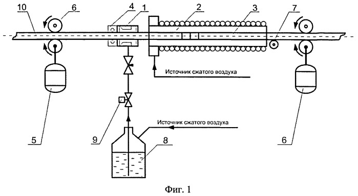 Способ нанесения лакового покрытия на поверхность тепловыделяющих элементов (твэлов) с оболочками из циркониевых сплавов перед снаряжением их в каркас тепловыделяющей сборки (твс) и устройство для его осуществления