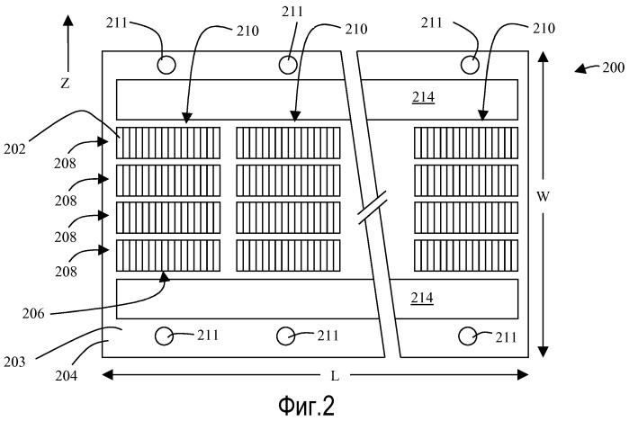 Измерительная система визуализации с печатной матрицей органических фотодиодов