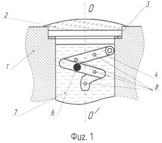 Указатель плотности электролита аккумуляторной батареи