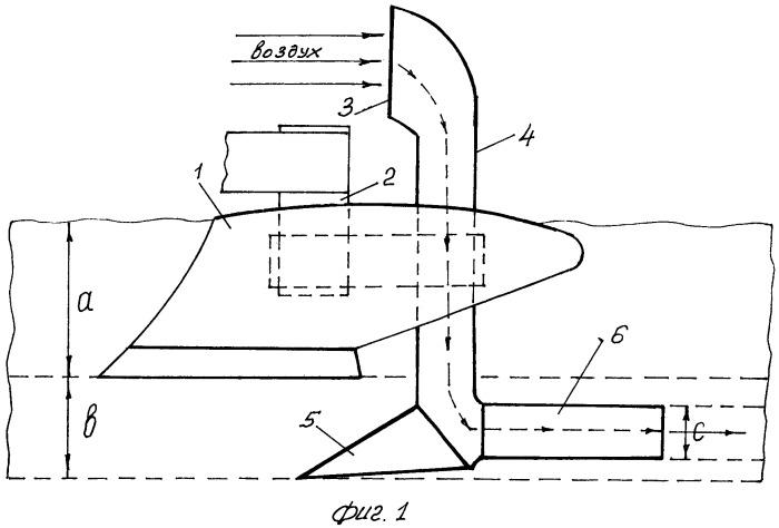 Комбинированный почвоуглубитель плуга