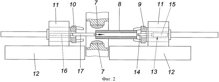 Способ изготовления колесных осей, в частности для железнодорожных вагонов