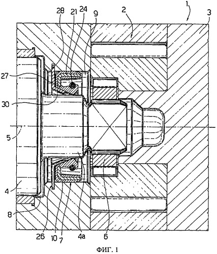 Насосный узел для подачи топлива, предпочтительно дизельного топлива, в двигатель внутреннего сгорания