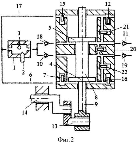 Способ рециркуляции выхлопных газов в цилиндр однотактного двигателя с внешней камерой сгорания