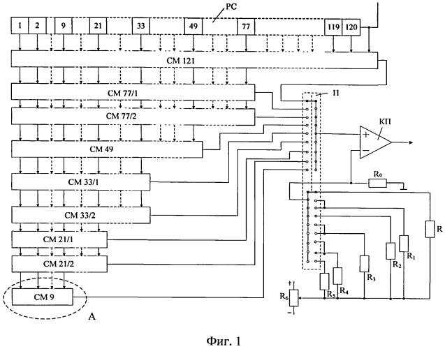 Обнаружитель комбинированных сигналов баркера