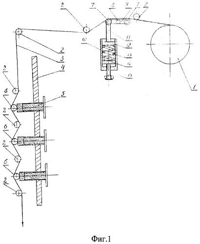 Устройство для гравитационного спуска людей и грузов