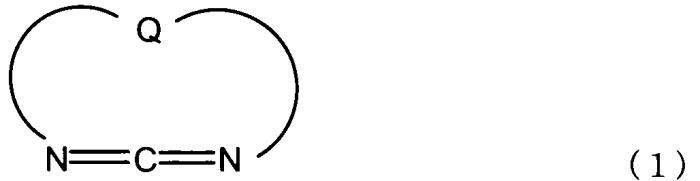 Композиция на основе полимера, включающая циклический карбодиимид