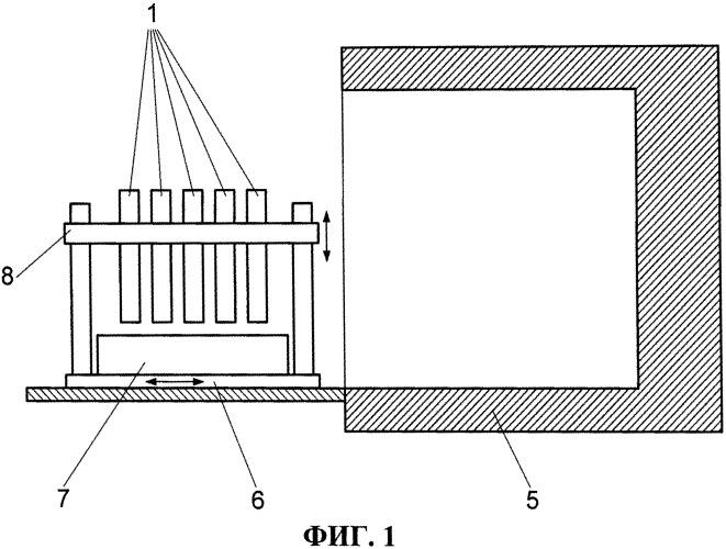 Способ определения степени пропитки жгутов углеродного волокна пеками и установка для его осуществления