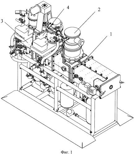 Установка ионно-плазменной обработки изделий