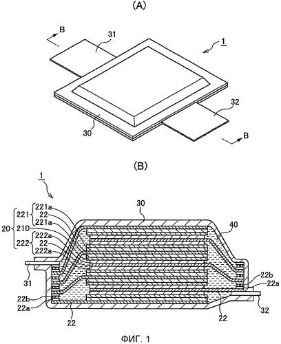 Литий-ионная аккумуляторная батарея, устройство восстановления емкости батареи и способ восстановления емкости батареи