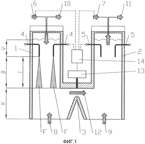 Прямоточно-противоточная регенеративная печь для обжига известняка, а также способ ее эксплуатации