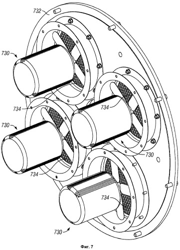 Имеющая высокий кпд электрическая машина с ясновыраженными полюсами, и способ ее изготовления